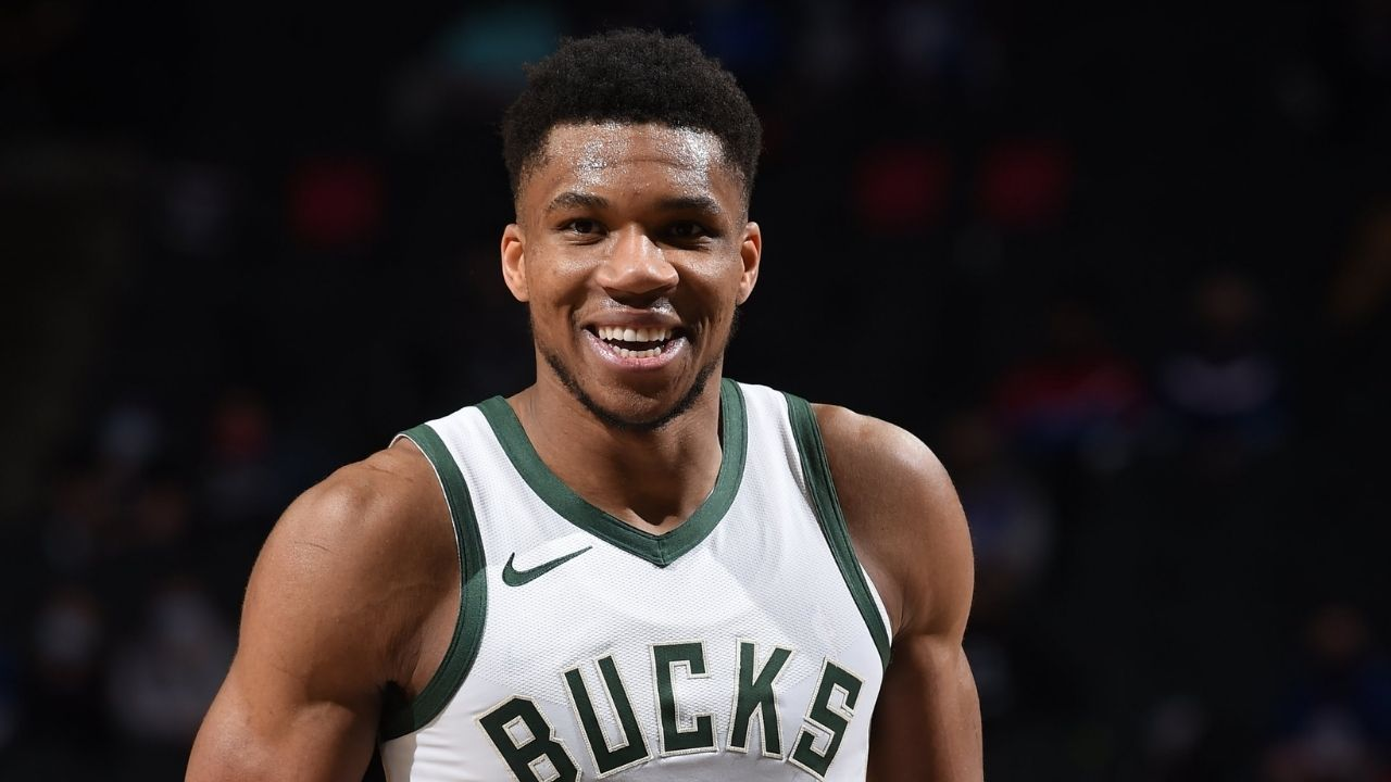 """""""Come back and change our son's diaper, Giannis!"""": Bucks star's girlfriend Mariah Riddlespriggler has a hilarious back and forth with 2 time MVP on Instagram post"""