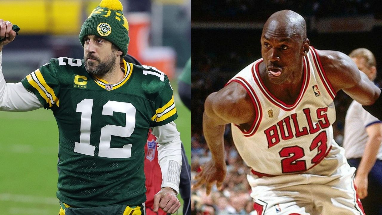"""""""Who Posted Michael Jordan On Aaron Rodgers's IG? I'm Tired of His A**"""": Shannon Sharpe Blasts Packers QB for 'Farewell Tour' Comments, Compares Him to Brett Favre"""