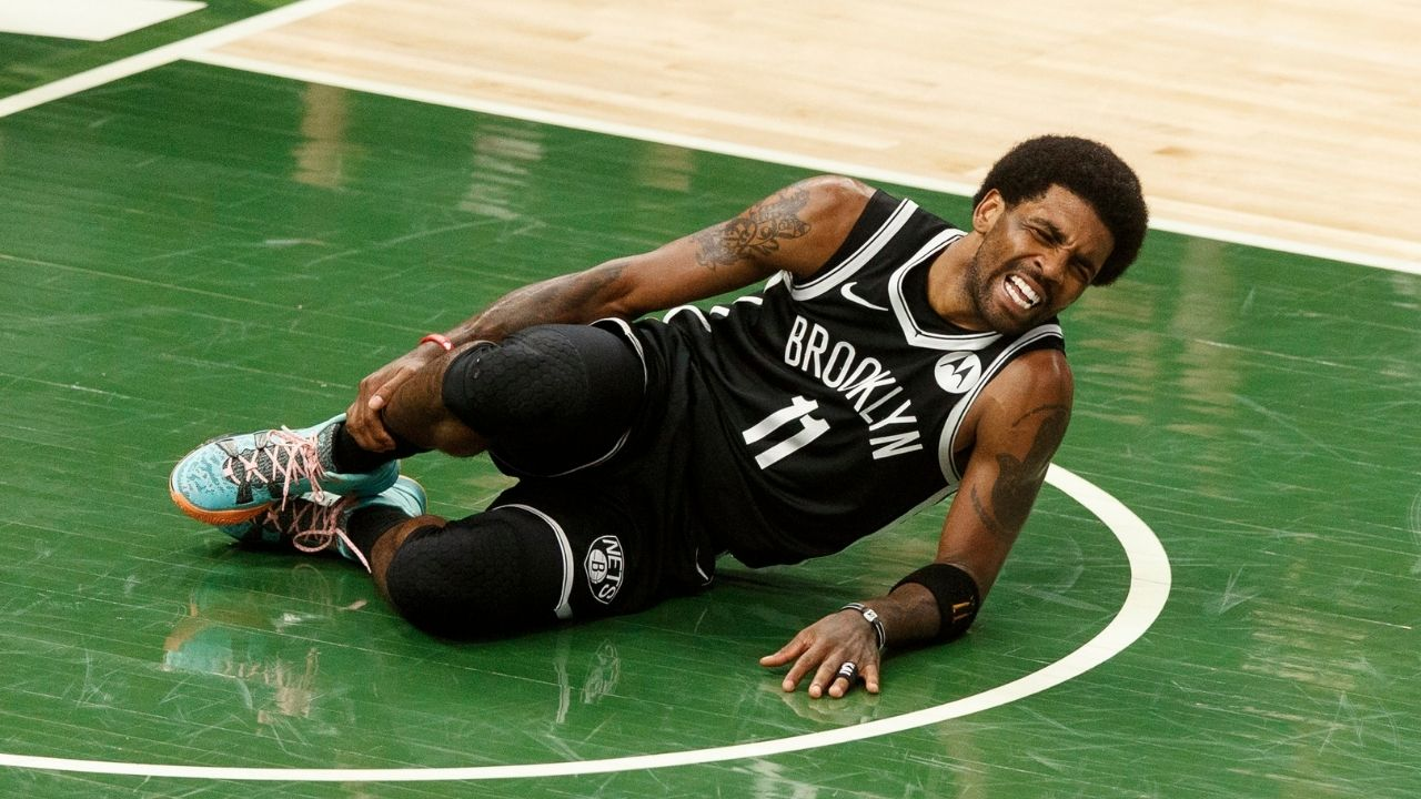 """""""Kyrie Irving's shoulder is still a massive problem!"""": NBA Reddit uncovers shocking truth about the health of Nets star"""