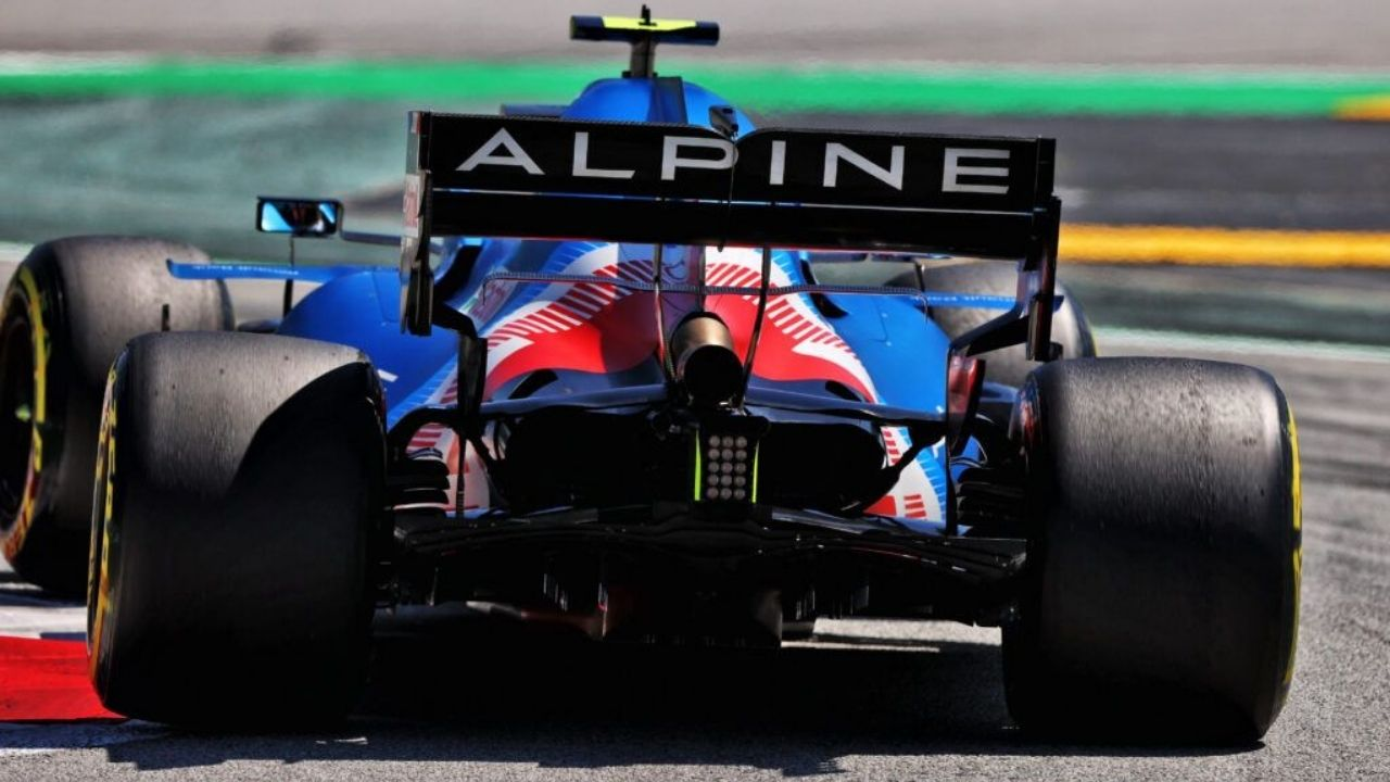 """""""We don't expect to take penalties this season""""– Alpine confident in not receiving penalty after fixing exhaust issues"""