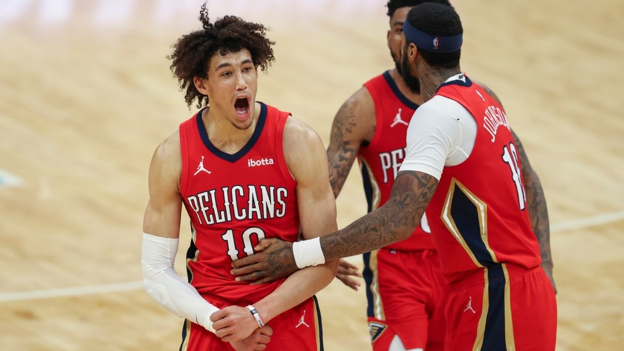"""""""Jaxson Hayes needs to be fined for using racial slurs against police officers"""": LAPD lobbies for NBA Commissioner Adam Silver to take action against the Pelicans star"""
