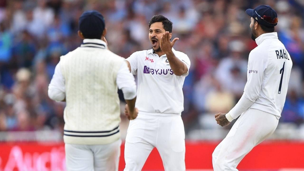 Shardul Thakur injury: What happened to Shardul Thakur? Who will replace Shardul Thakur in Lord's Test vs England?