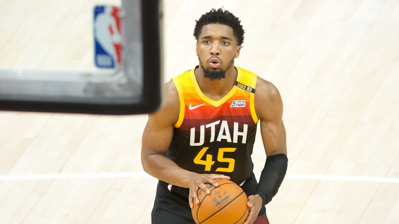 Donovan Mitchell NBA All-Star diet and fitness regime: How does Utah Jazz superstar maintain his athleticism through the hard grind of an NBA season?