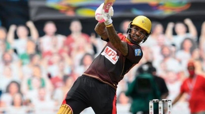 GUY vs TKR Fantasy Prediction: Guyana Amazon Warriors vs Trinbago Knight Riders – 26 July 2021 (St Kitts). Sunil Narine, Lendl Simmons, Mohammad Hafeez, and Imran Tahir will be the players to look out for in the Fantasy teams.