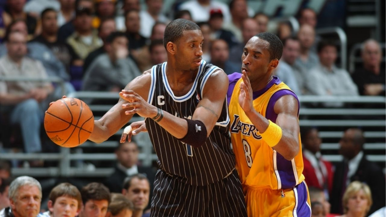 """""""Would've teamed up with Kobe Bryant if I was playing today"""": When Tracy McGrady explained how the modern NBA would've allowed him to team up with Shaq and Kobe on the Lakers"""
