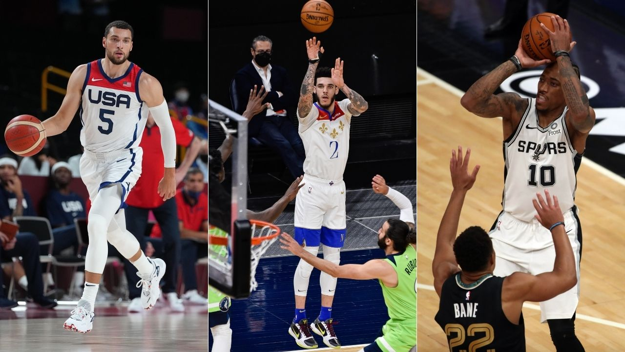 """""""How does Zach LaVine mesh with Lonzo Ball and DeMar DeRozan?"""": Analyzing the revamped roster of Bulls leading to the 2021-22 season"""