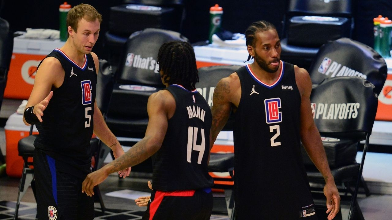 """""""Kawhi Leonard is going to win the Clippers a chip very soon!"""": Skip Bayless puts Lakers and co. on notice after Clippers star re-signs with the LA franchise"""