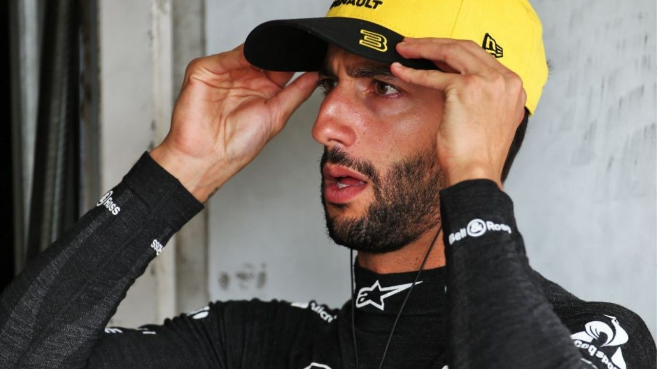 """""""It already had the power and the charisma"""" - Daniel Ricciardo agrees with half points being awarded for the Belgian Grand Prix"""