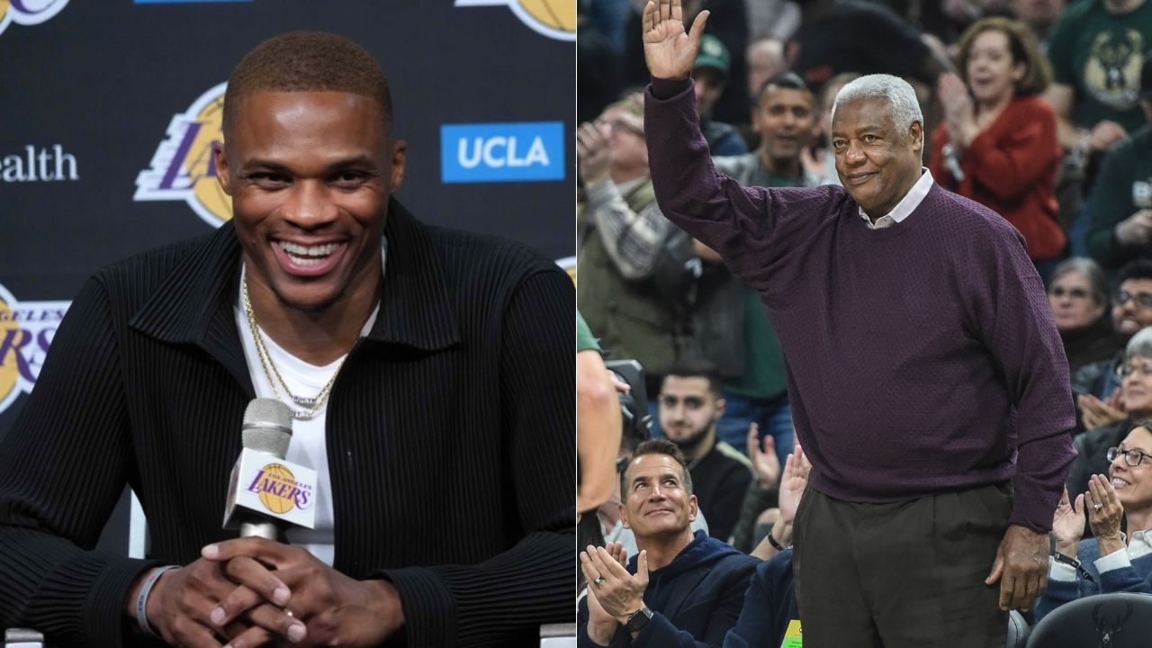 """""""Russell Westbrook should have won MVP again this year!"""": Oscar Robertson sounds off on Lakers superstar being snubbed yet again"""