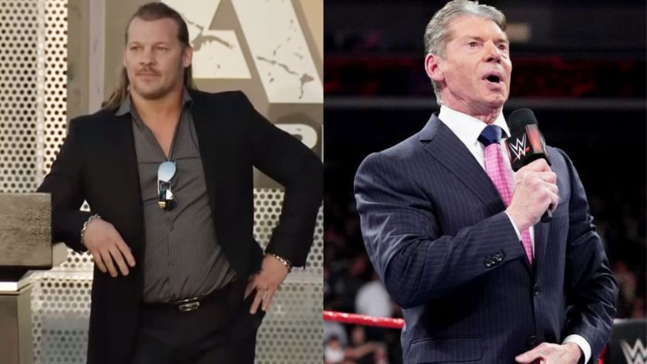Chris Jericho responds to Vince McMahon not viewing AEW as competition