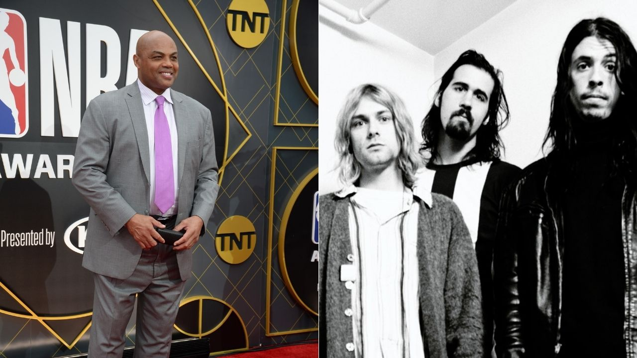 """""""Nirvana were smoking so much, I got a contact high"""": Charles Barkley tells awesome stories about his Saturday Night Live appearance with Kurt Cobain in old interview with Dan Patrick"""