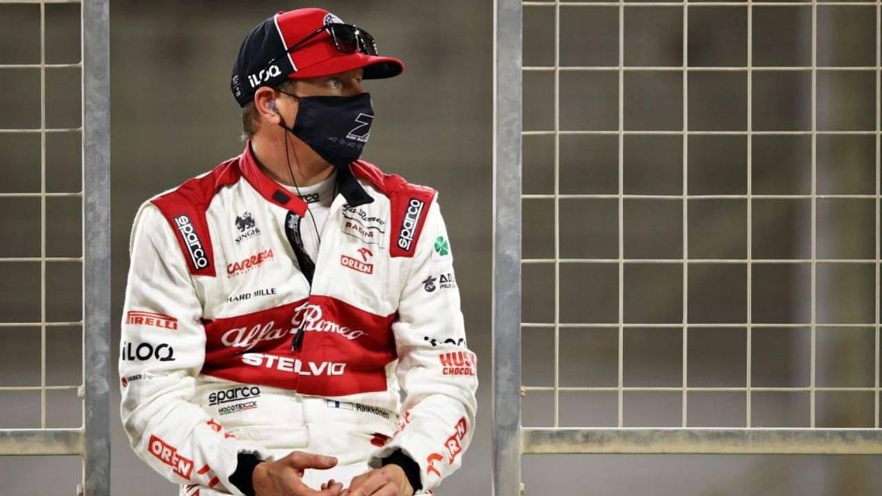 """Raikkonen to announce retirement at Monza""– French source drops major Kimi Raikkonen, Valtteri Bottas and George Russell update"