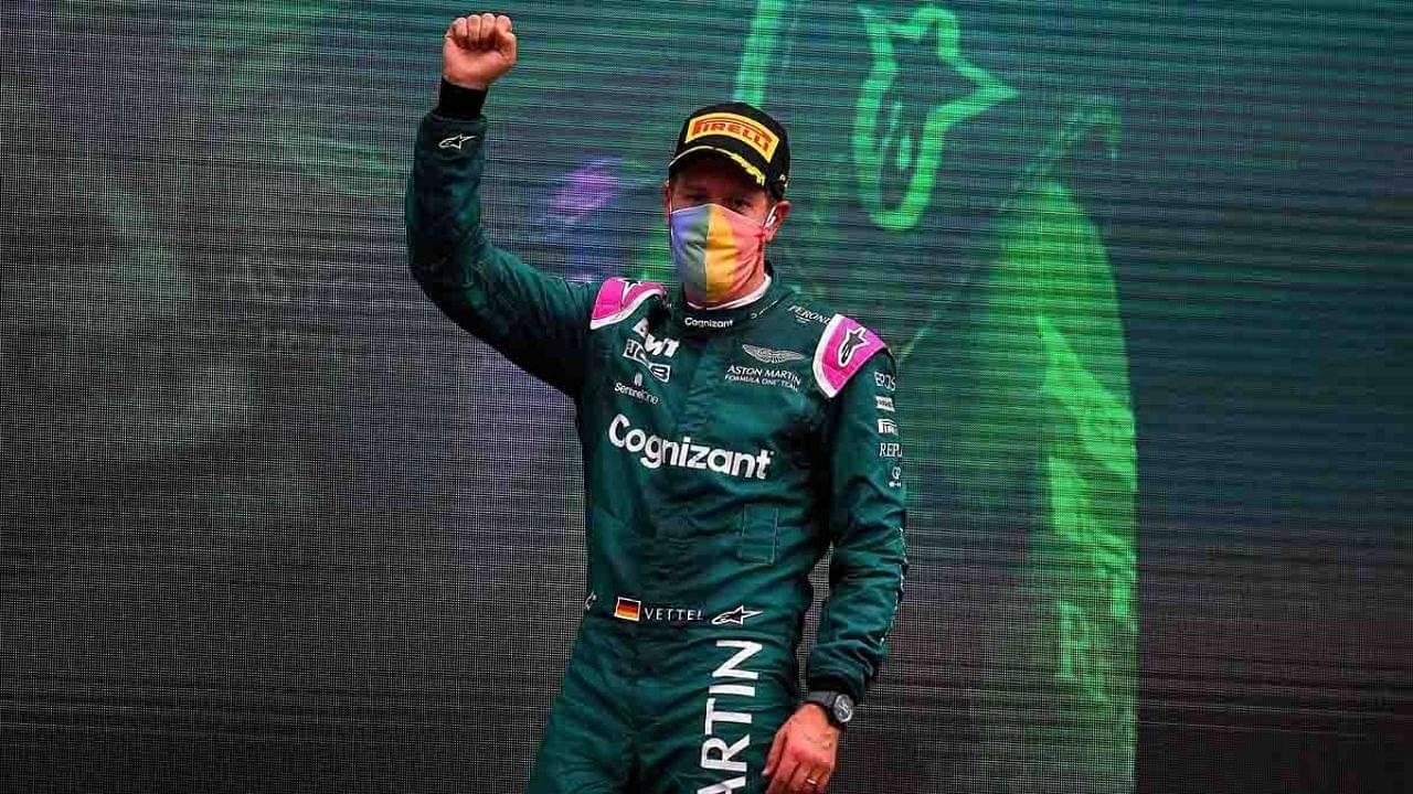 """He enjoys racing again""– Aston Martin boss claims Sebastian Vettel rediscovered love with racing after Ferrari nightmare"