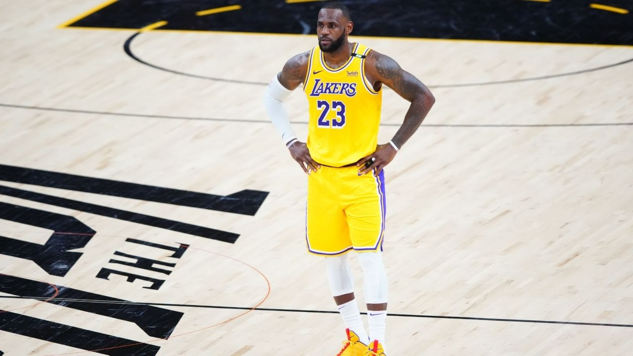 """""""Why is LeBron James talking about failure when he's supposed to be the 'GOAT'?"""": Skip Bayless berates the Lakers superstar yet again on his NBA Finals shortcomings"""