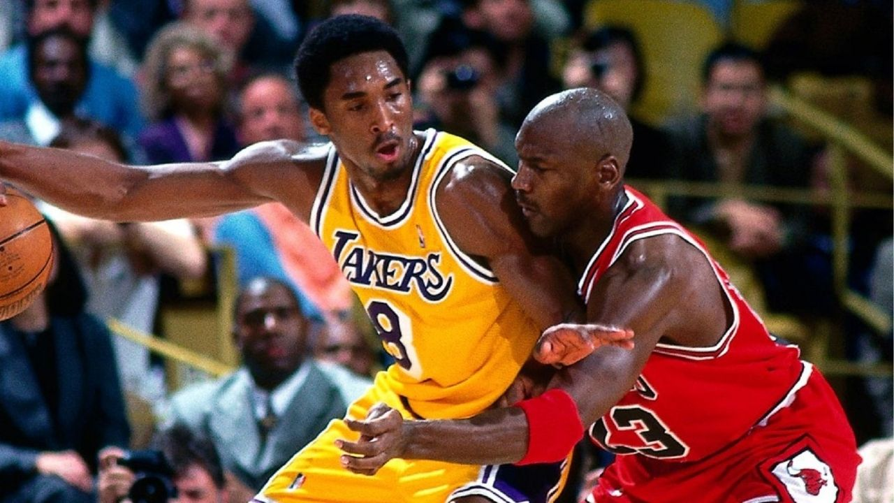 """""""Kobe Bryant worked harder, Michael Jordan worked smarter"""": When Tim Grover laid out the key differences between the Lakers and Bulls legends"""