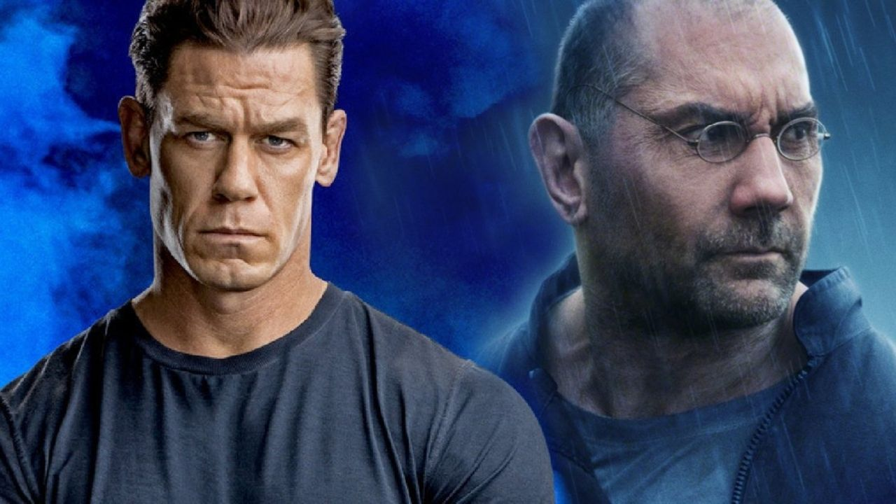 John Cena responds to Dave Batista not wanting to work in a movie with him