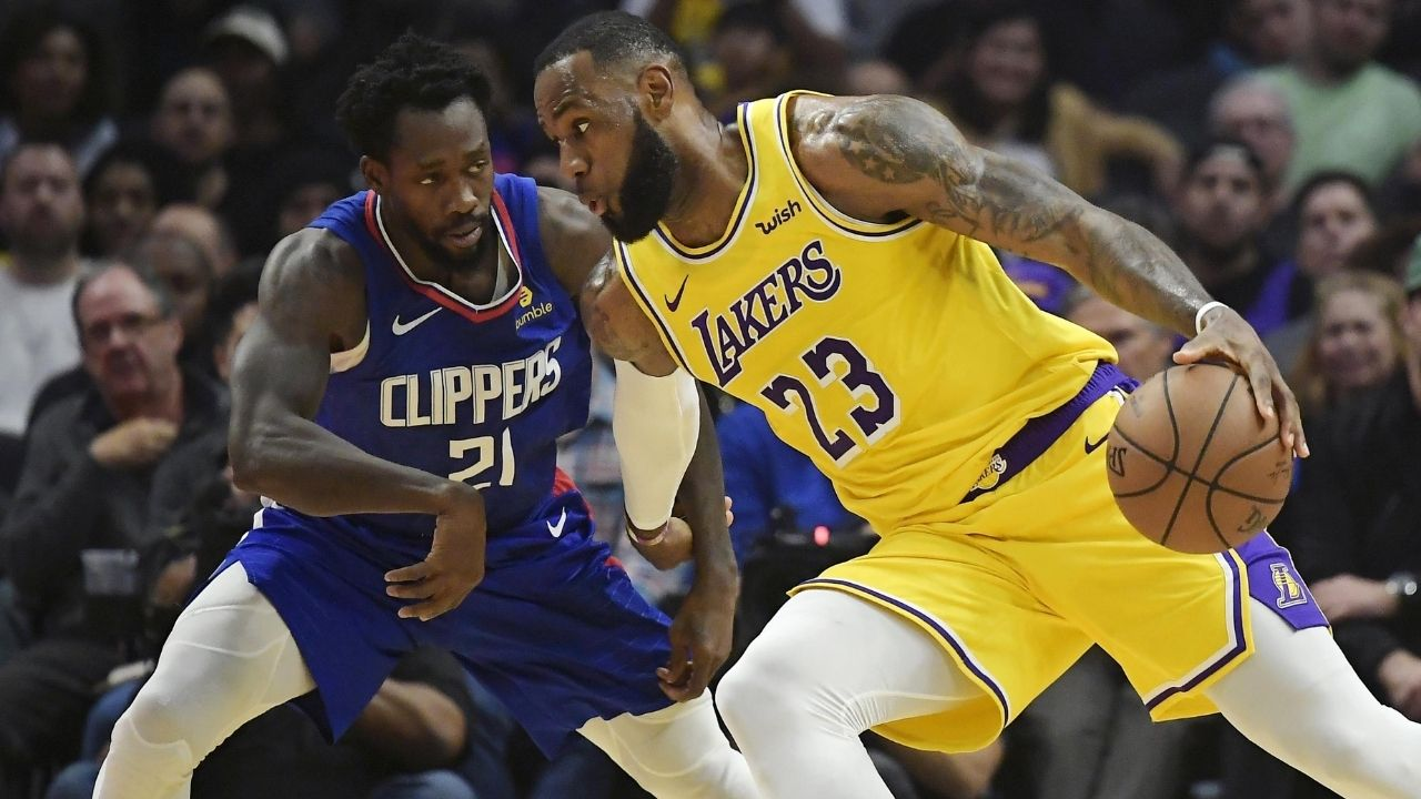 """""""Patrick Beverly to team up with LeBron James if he secures a buyout"""": NBA insiders reveal the King wants Beverly on the Lakers"""