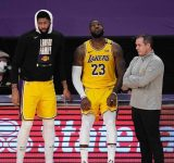"""""""Kyrie Irving, stop filming Lebron James from under the bleachers!"""": Lakers' fans hilariously mock a fan who snuck into the mini-training camp and recorded the King and his squad"""