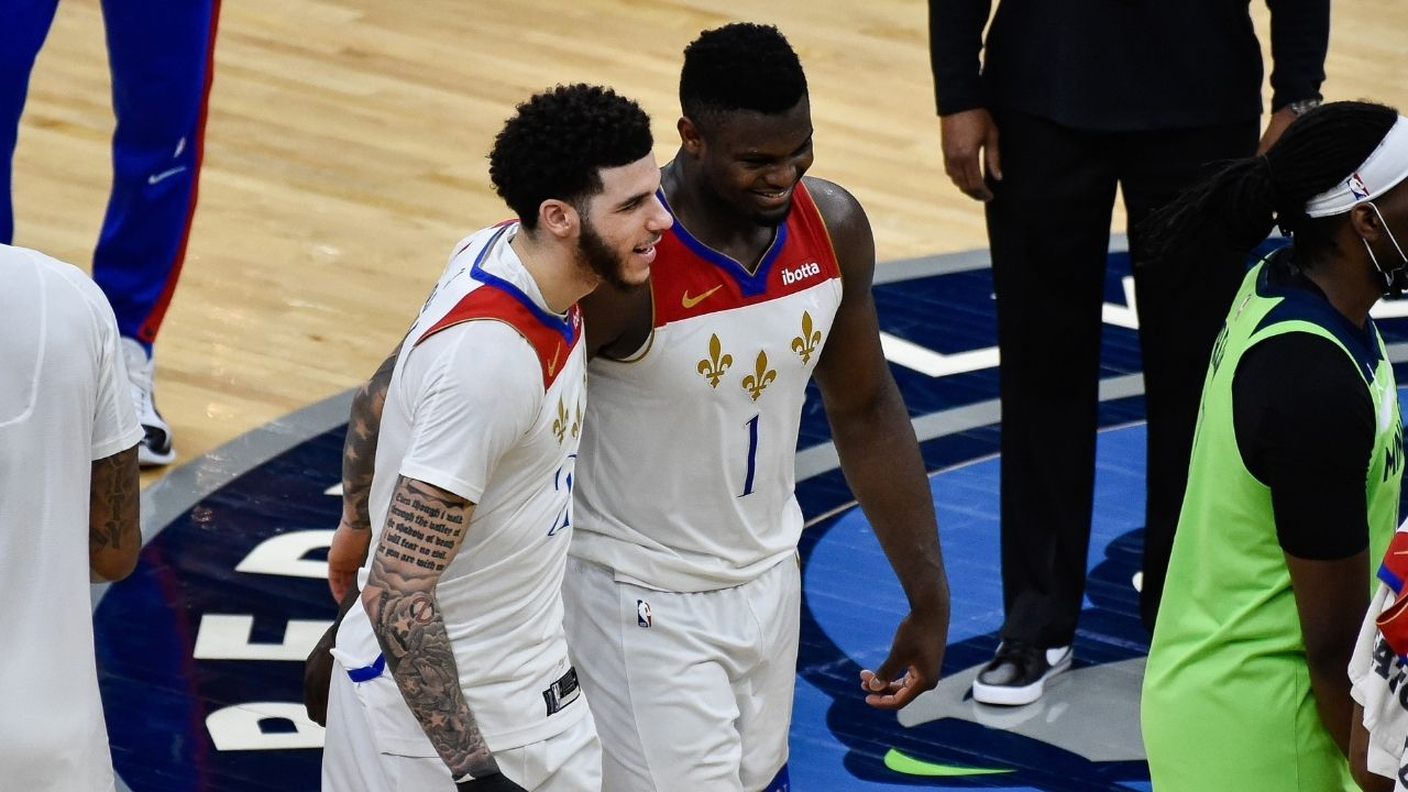 """""""I thought Lonzo Ball and Zion Williamson were made for each other"""": Skip Bayless slams Pelicans for letting Ball move to the Bulls, leaving Zion without adequate support"""