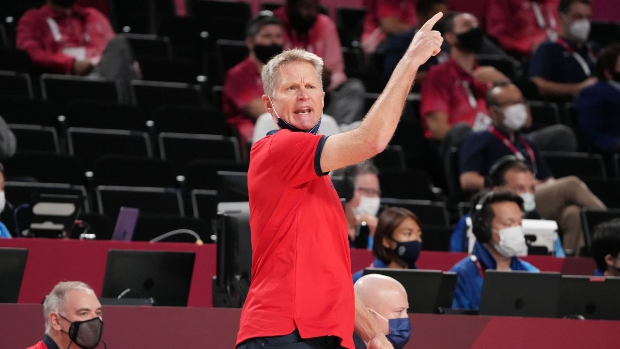"""""""Michael Jordan never put anyone else through that much"""": Steve Kerr explains why he shockingly chose a different Bulls teammate to toast instead of His Airness after their sixth championship"""