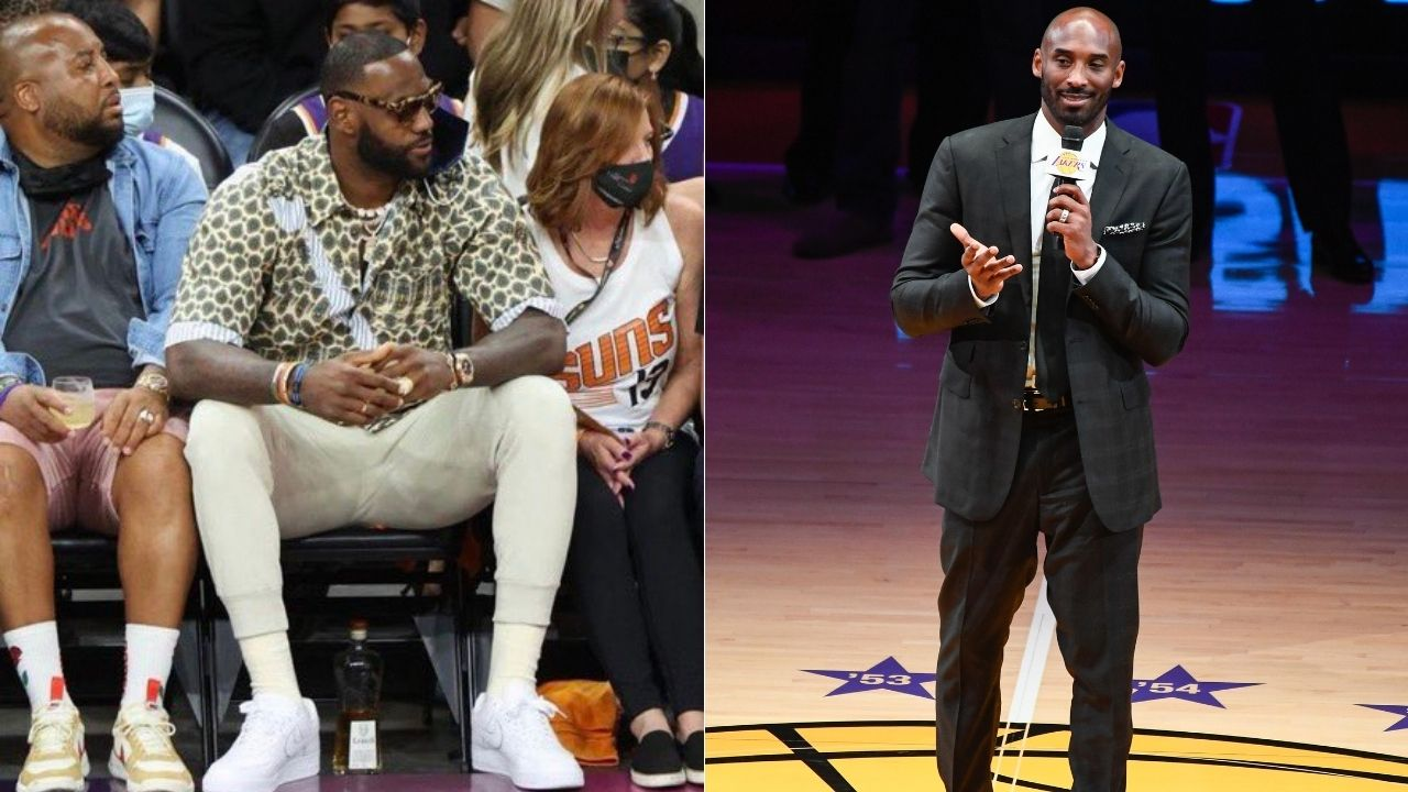 """""""LeBron James didn't get drafted to a team with Shaq"""": Richard Jefferson responds to Charles Barkley's accusations about the Lakers star stacking up his teams unlike Kobe Bryant or Michael Jordan"""