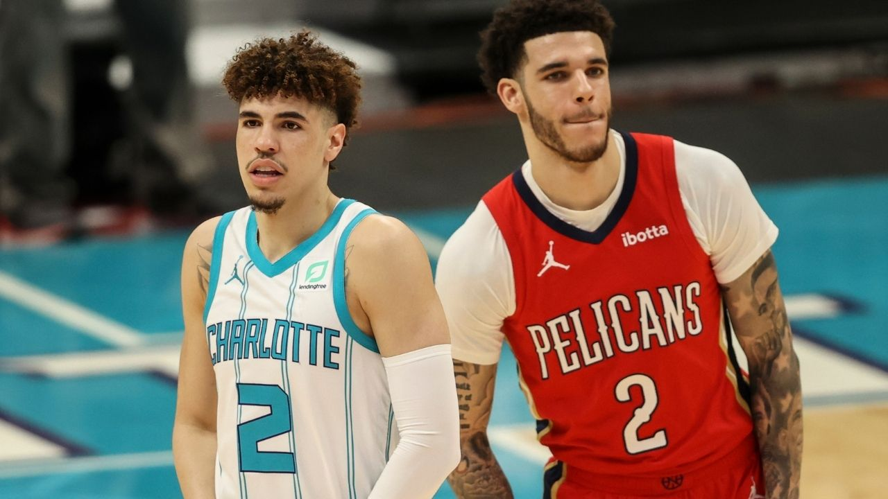 """""""Lonzo Ball could team up with LaMelo Ball this offseason"""": NBA trade rumors suggest Pelicans could sign-and-trade star guard to Hornets for Devonte Graham"""