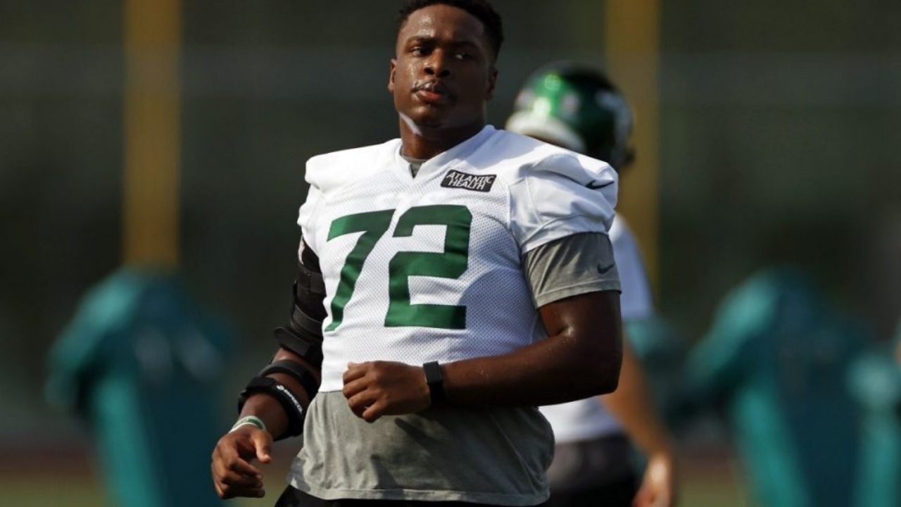 Cameron Clark Injury Update: New York Jets Lineman Taken Off Field By Ambulance After Scary Neck Injury, Robert Saleh Calls Off Practice