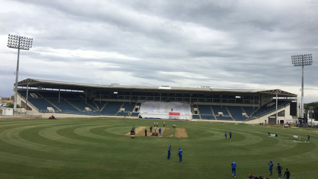 Sabina Park Kingston Jamaica weather forecast: What is the weather prediction for West Indies vs Pakistan Test Day 1?