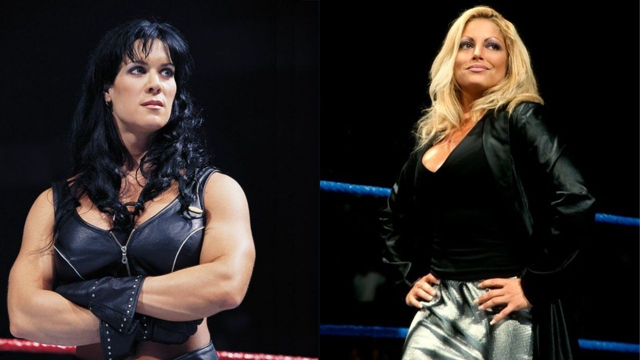 Bruce Pritchard talks Chyna claiming Trish Stratus was only hired because her looks