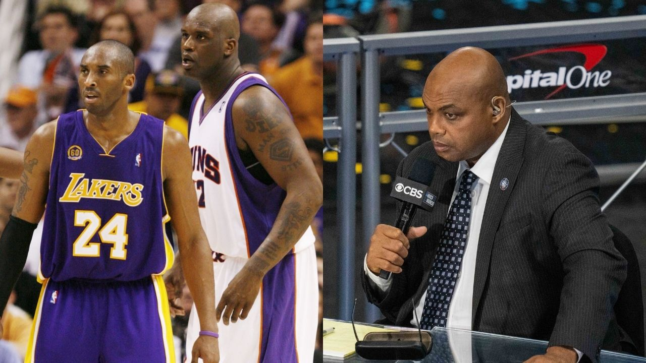 """""""Try not to let my kids watch Charles Barkley on TV"""": When LeBron James and Kobe Bryant hilariously roasted the Suns legend for joining 'Inside the NBA'"""