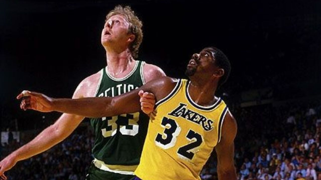 """""""I hated being compared to Larry Bird"""": Magic Johnson admits that NBA fans claiming the Celtics legend was better than him irked him"""