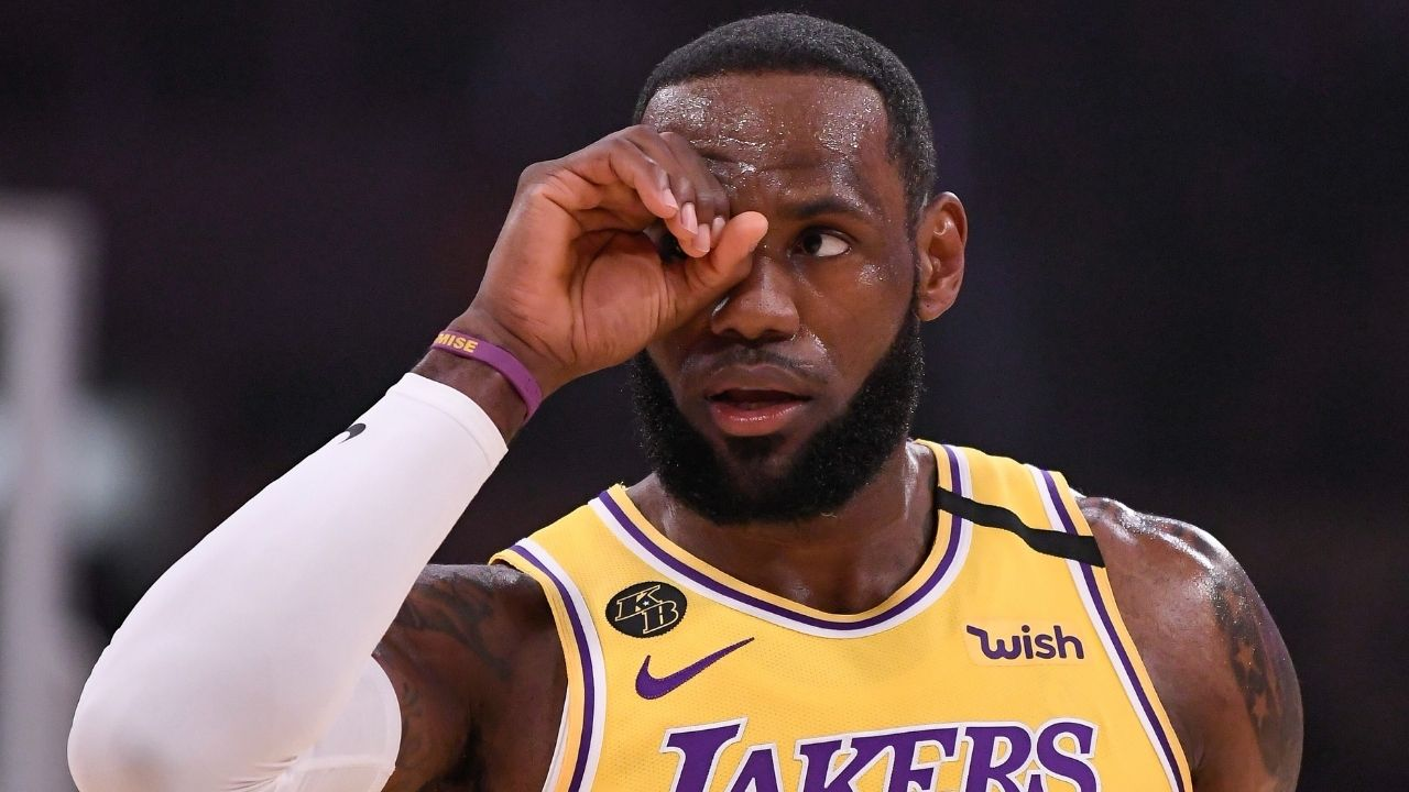 """""""LeBron James is still the no. 1 choice in a winner-take-all game"""": Zach Lowe explains why the Lakers superstar is still viewed as the NBA's biggest difference-maker by GMs and front offices"""