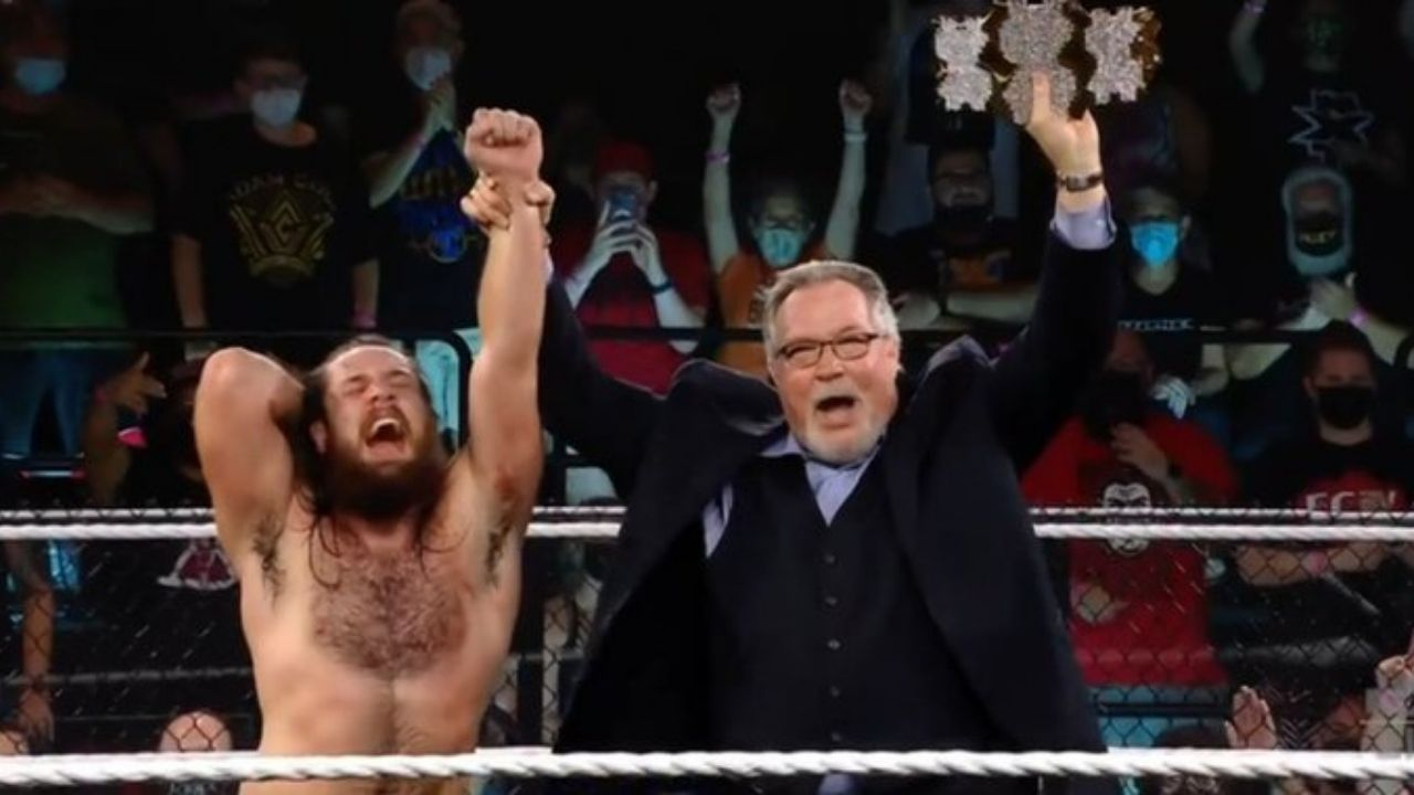 Cameron Grimes crowned new Million Dollar Champion at WWE NXT Takeover 36
