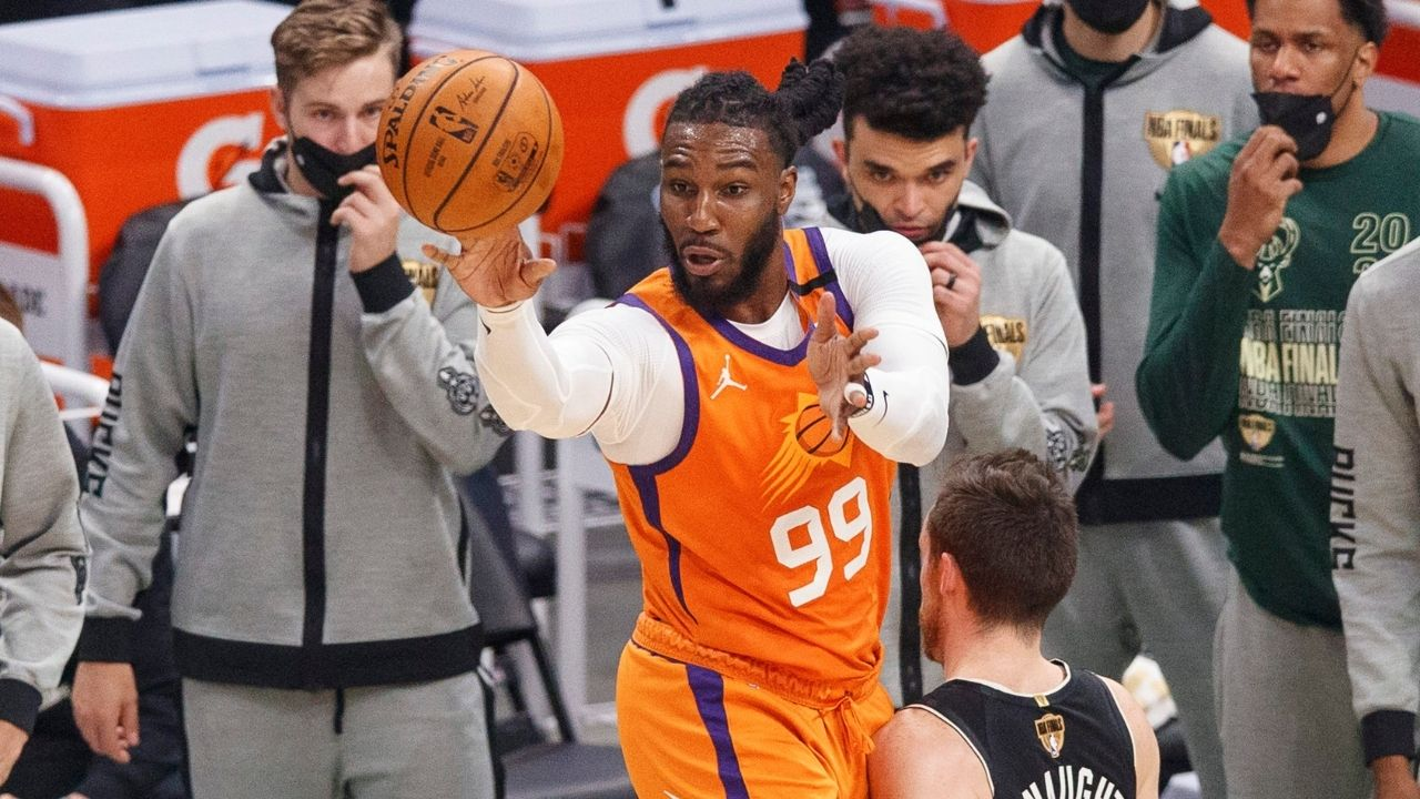"""""""Jae Crowder really got caught sliding like that into her DMs"""": Instagram model reveals Suns star's thirsty tweets on social media"""