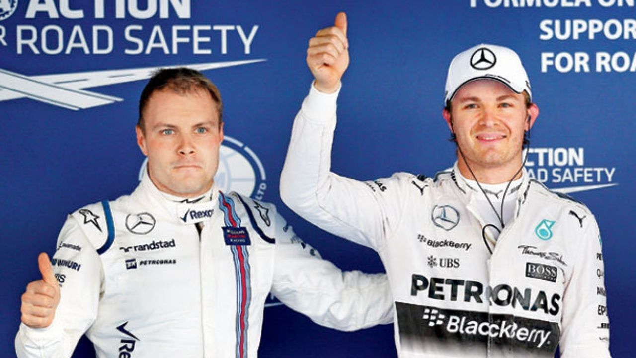 """""""You're replacing a guy who had just won the World Championship""""– Valtteri Bottas talks about pressure he faced while joining Mercedes"""
