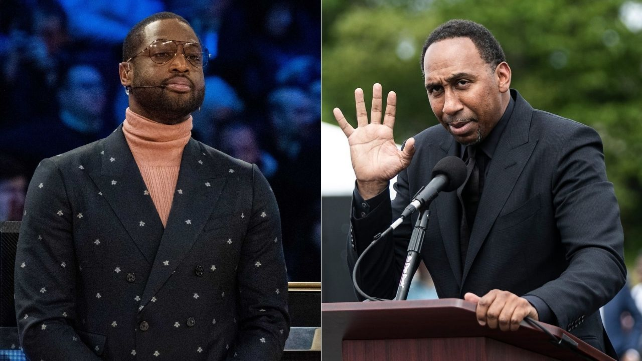 """""""We'd make hoops out of milk crates, this challenge is whack"""": Dwyane Wade, Stephen A Smith and NBA Twitter roast participants of the viral milk crate challenge"""