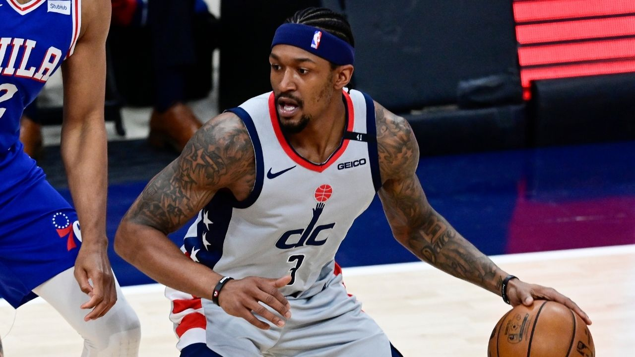 """""""Why would you disrespect Bradley Beal like that?!"""": Wizards star's wife Kamiah Adams-Beal throws some major shots at Ronnie 2K"""