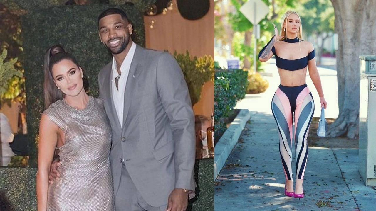 """Tristan Thompson is cheating on Khloe Kardashian yet again?!"": Sacramento Kings star linked to Iggy Azalea amidst rumors of getting back together with Khloe"