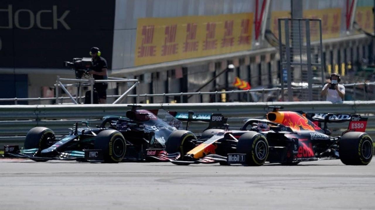 """Red Bull are less sensitive than Mercedes""– Former Ferrari superstar on Lewis Hamilton and Max Verstappen warfare"