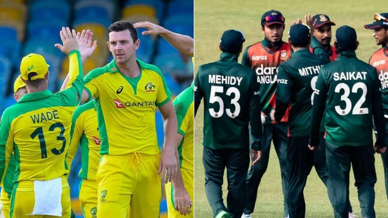 Bangladesh vs Australia 1st T20I Live Telecast Channel in India and Australia: When and where to watch BAN vs AUS Dhaka T20I?