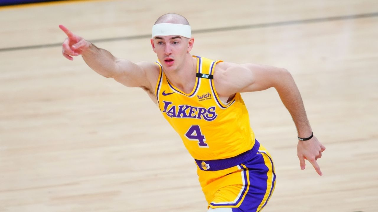 """""""Believe that I'm going to be like 'Slim Jesus' in Chicago"""": Alex Caruso hilariously embraces Chi-Town culture following Lakers departure and subsequent Bulls signing"""