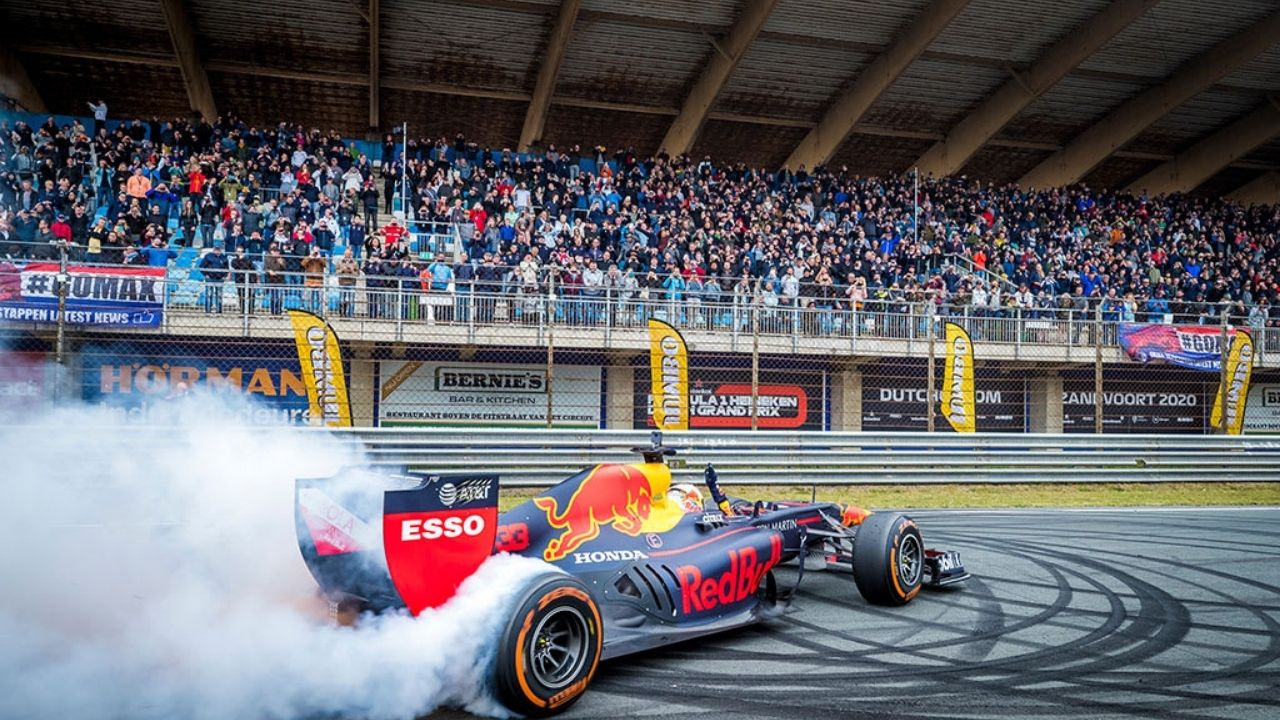 """""""Everything is on schedule"""" - Zandvoort GP set to be Netherlands' biggest sporting spectacle"""