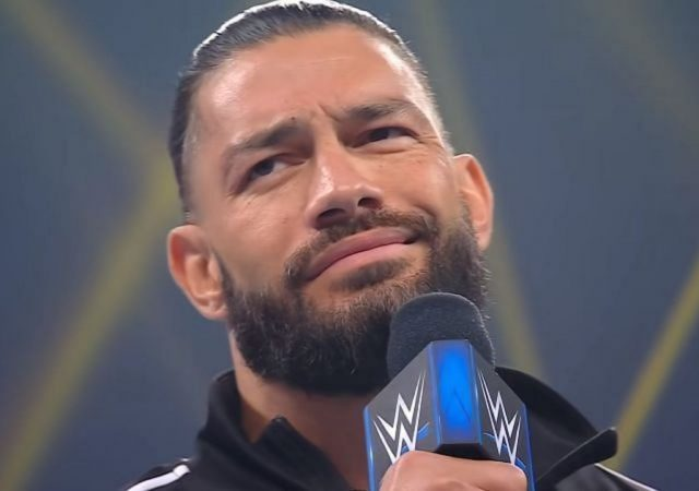WWE Star names Roman Reigns the most Narcissistic in all of WWE