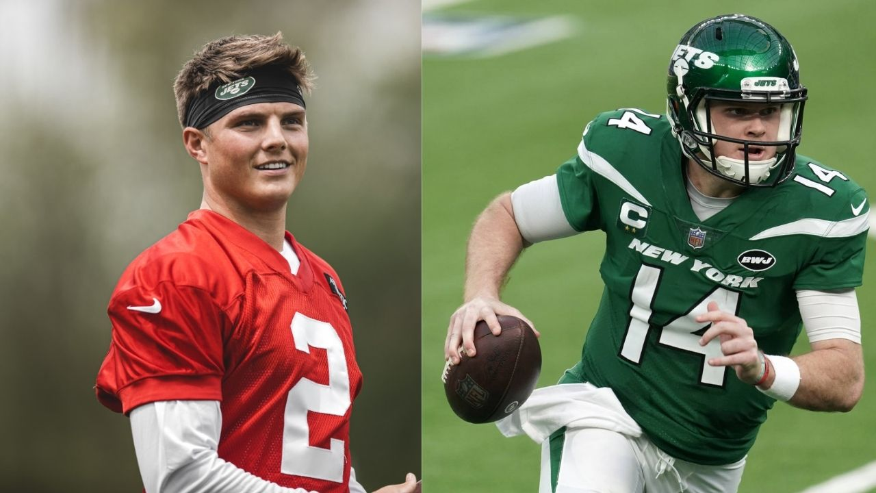 """""""Facing Sam Darnold in Week 1 is typical by the NFL"""": Zach Wilson Knows That NFL Week 1 Matchup Vs. Former Jets QB Is A Scheduling Gimmick By The League"""