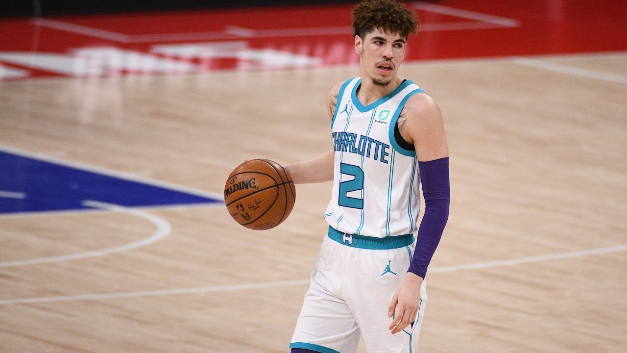 """""""LaMelo Ball really scored 92 points as a high school kid?!"""": When the Hornets ROY had a performance of a lifetime as a 15-year-old Sophomore"""