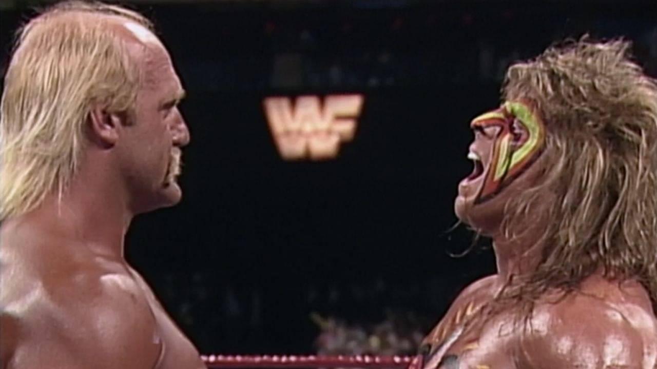 Hulk Hogan wanted to break Ultimate Warrior's leg back at SummerSlam 1991