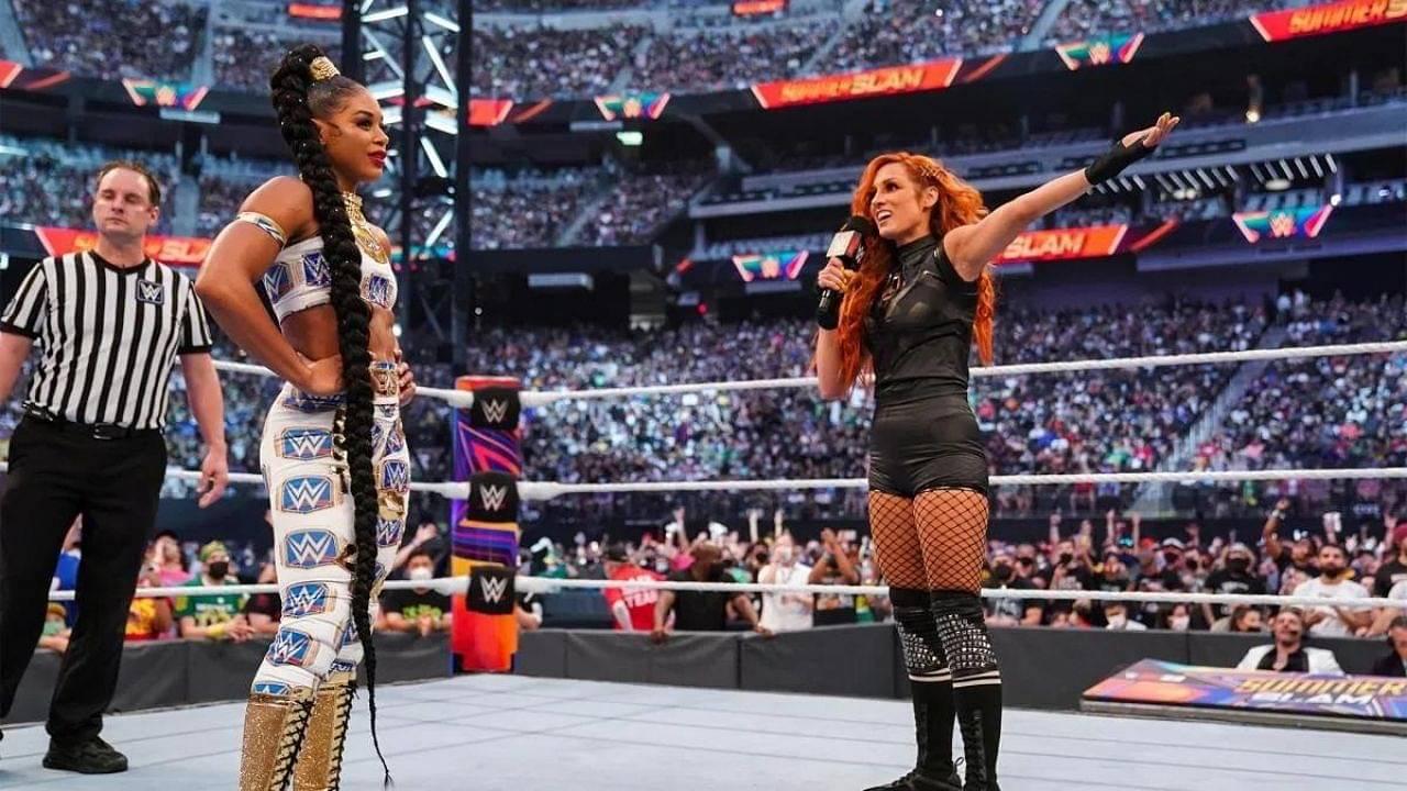 WWE Hall of Famer criticizes Becky Lynch squashing Bianca Belair at SummerSlam