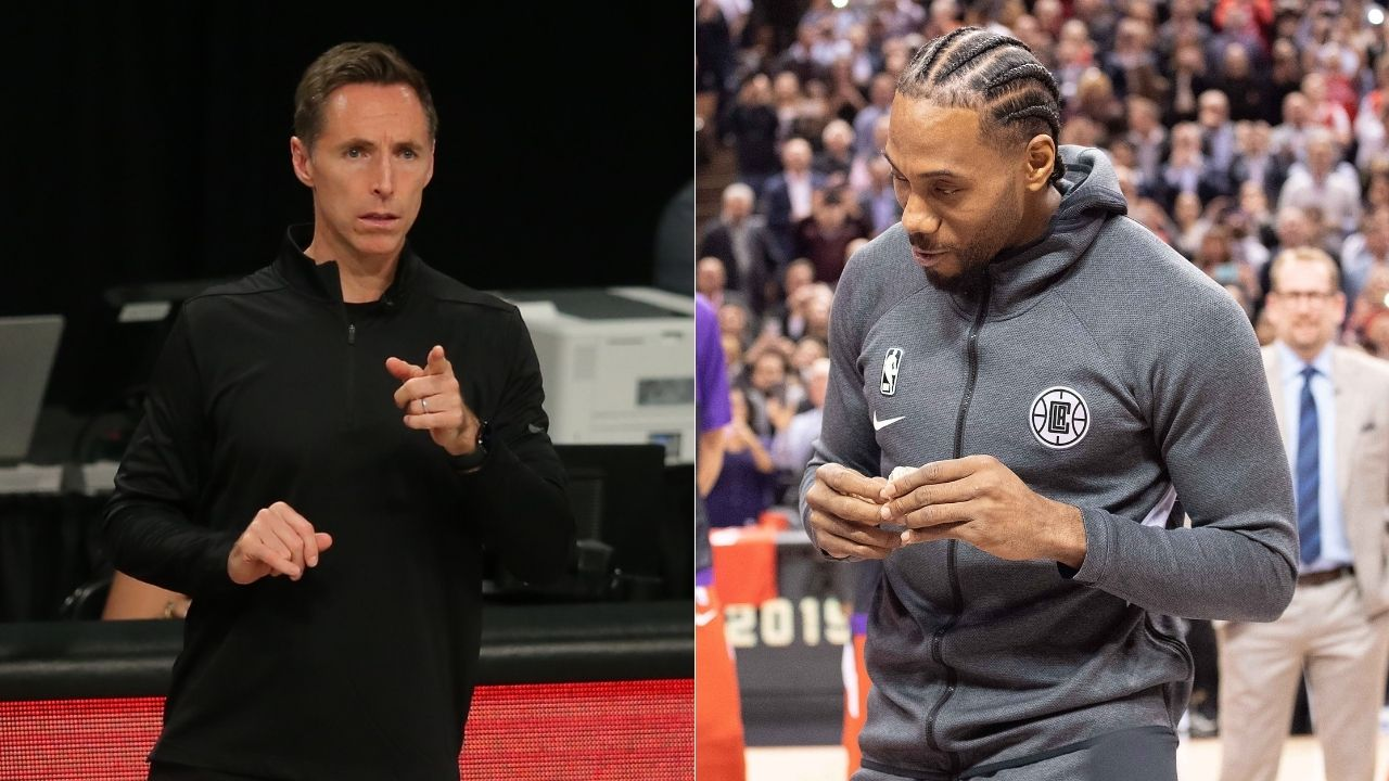 """""""Kawhi Leonard is like Neo for the Toronto Raptors"""": Steve Nash and Quentin Richardson debate whether the Clippers star should have his jersey retired in Toronto"""