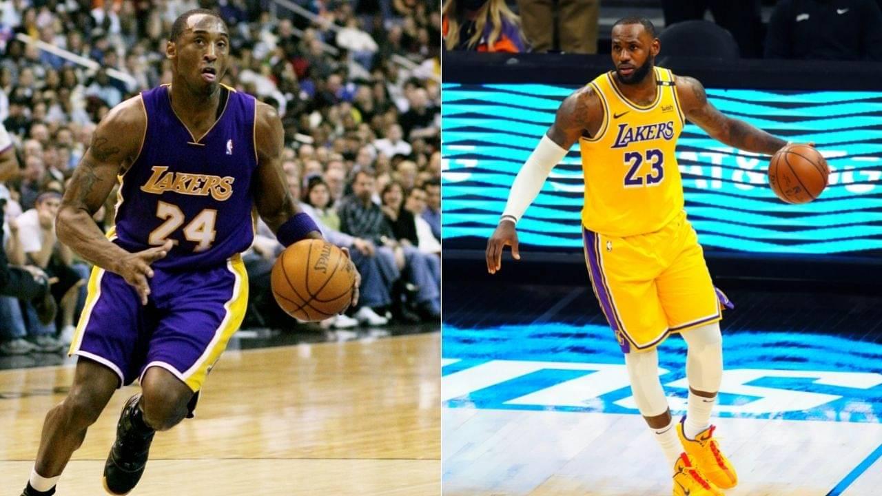 """Don't think LeBron James is like Michael Jordan but Kobe Bryant is"": Steve Kerr, Shaq and Dirk Nowitzki explain why they pick the Black Mamba over King James"