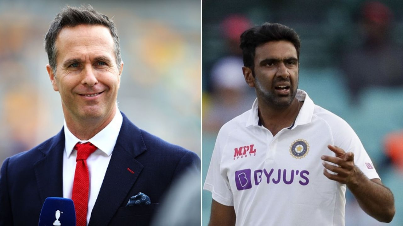 """""""Ashwin should have played"""": Michael Vaughan finds fault in India's Playing XI for Lord's Test vs England"""